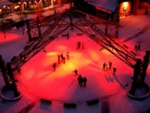Young Adults - Skating @ The Forks | Winnipeg | Manitoba | Canada