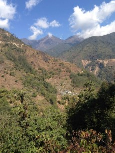 To get to these forgotten villages you need to trek some good amount after driving hours in these rugged mountains.