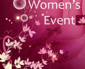 Women's Event @ Comfy Couch Room