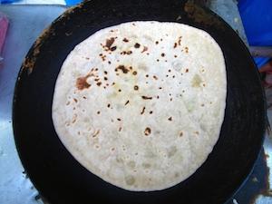 Nepali Chapati