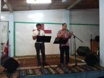 Suhail preaches, Ramesh Bisht translates