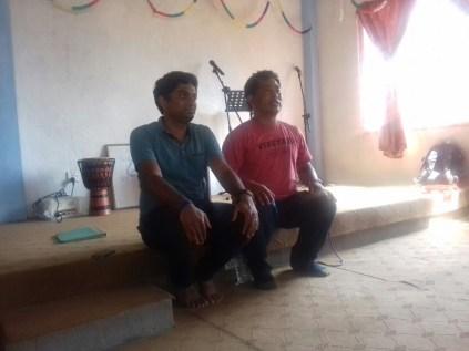 Suhail shares, Raju translates