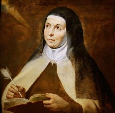 St. Teresa of Avila (1515 - 1582)
