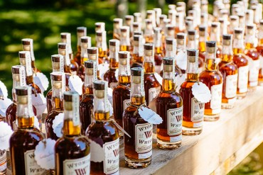 World Class Weddings wedding-whiskey The Couples' Signature