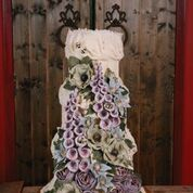 World Class Weddings choccywed7new Something New! Chocolate Sculpted Wedding Cakes