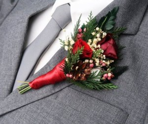 World Class Weddings boutonniere-300x251 Love and Lapels.