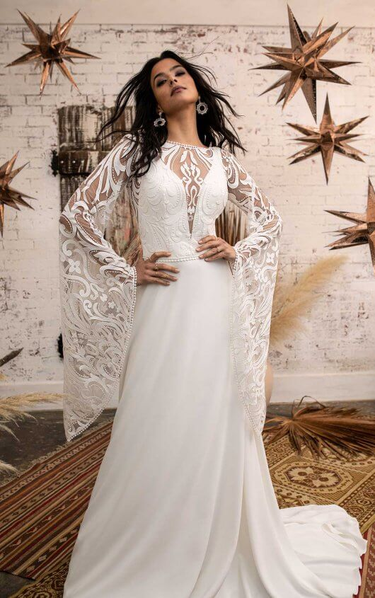 World Class Weddings gown-all-who6 BOHEMIAN AND BEAUTIFUL