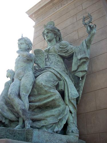 Atlantas Millennium Gate Amp Museum Winston Churchill