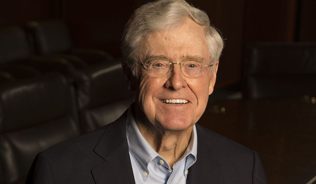Why hate the Koch Brothers?