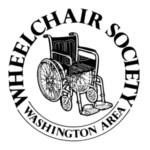 Logo for the Washington Area Wheelchair Society