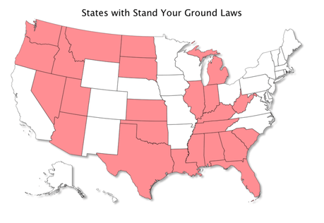 Stand Your Ground Law And Domestic Violence Cases In Florida Gun