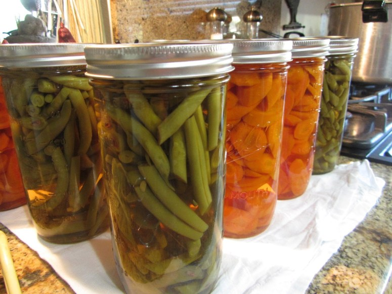 canning in the garden wdev vermont radio talk