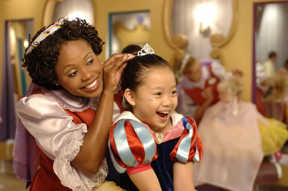 Bibbidi Bobbidi Boutique Disney Secrets