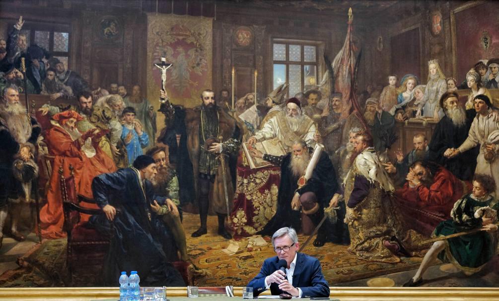Wykład dr-a Andrzeja Frejlicha
