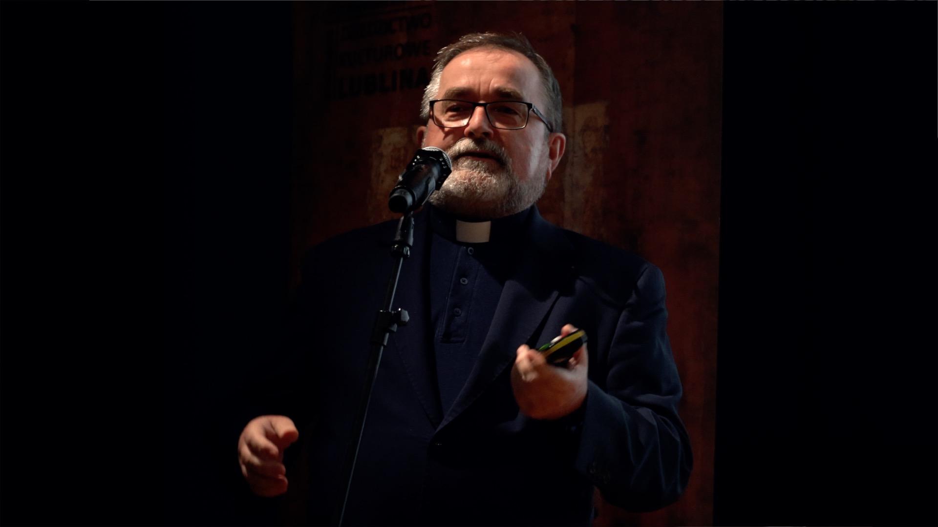 Ks. prof. dr hab. Andrzej Pietrzak SVD