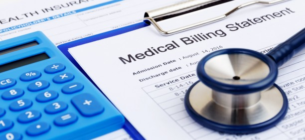 medical-bill statement