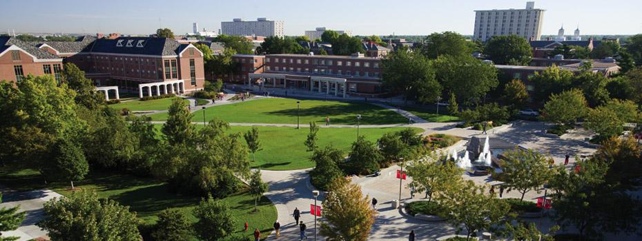 Photo of the UNL Campus