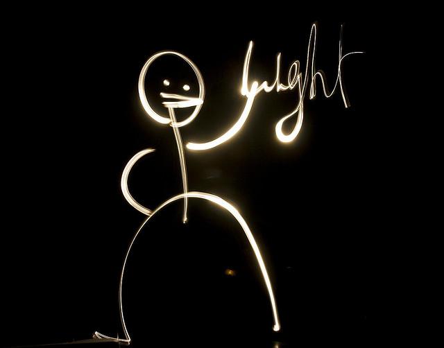 Light Painting Fun