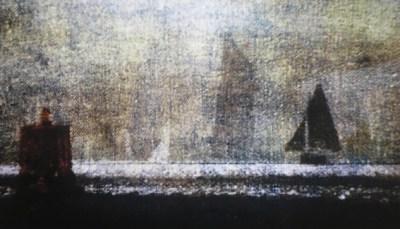 Seascape by Mick Ralph