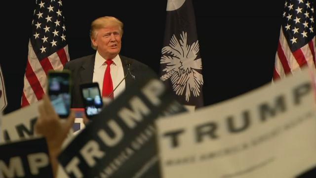 Veteran accused of assault at Trump rally files lawsuit ...