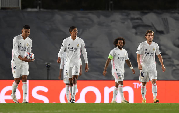 Modric: Madrid have not forgotten how to play football