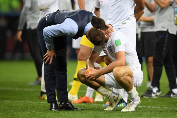 Southgate backs Maguire despite England horror show