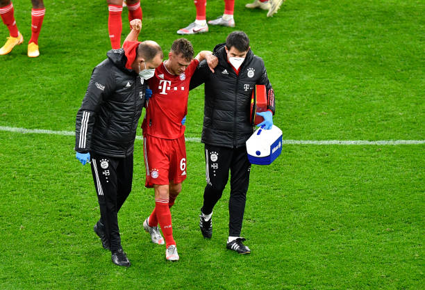 Bayern star Kimmich set to return in January after knee surgery