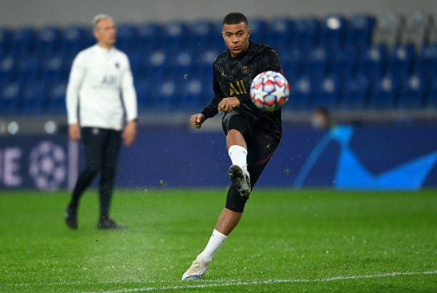 Mbappe to miss France's Nations League clash with Portugal
