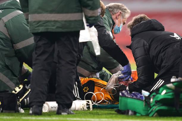 Wolves reveal Raul Jimenez suffered skull fracture