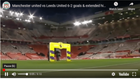 Extended Highlights: Manchester United 6-2 Leeds United