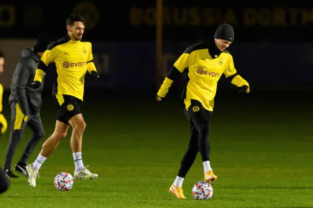 Dortmund forward Erling Haaland sustains hamstring injury