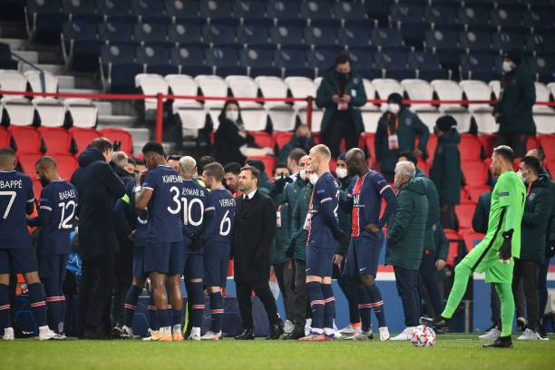 PSG vs Istanbul Basaksehir suspended amid racism claims