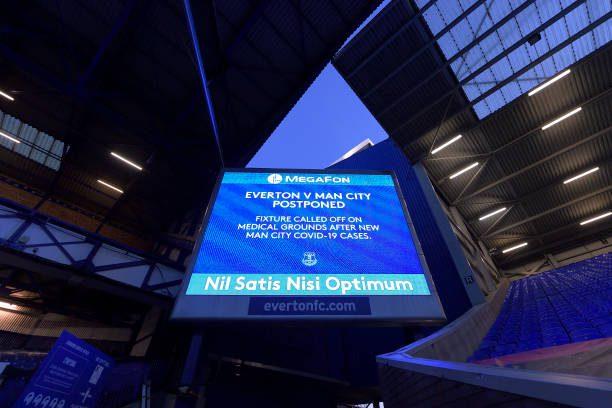 Everton vs Man City postponed amid new COVID-19 outbreak