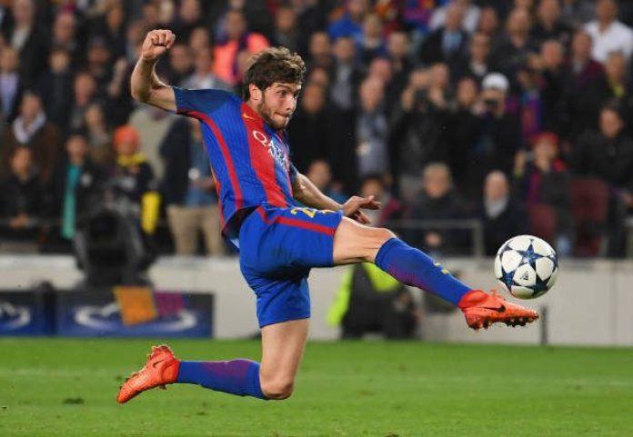 Barcelona vs Paris: Champions League draw