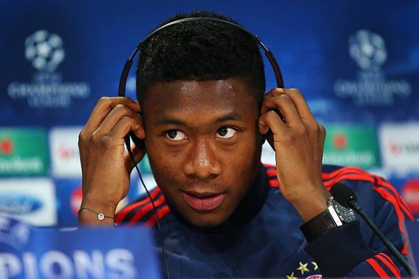 Could David Alaba leave Bayern Munich in the summer?