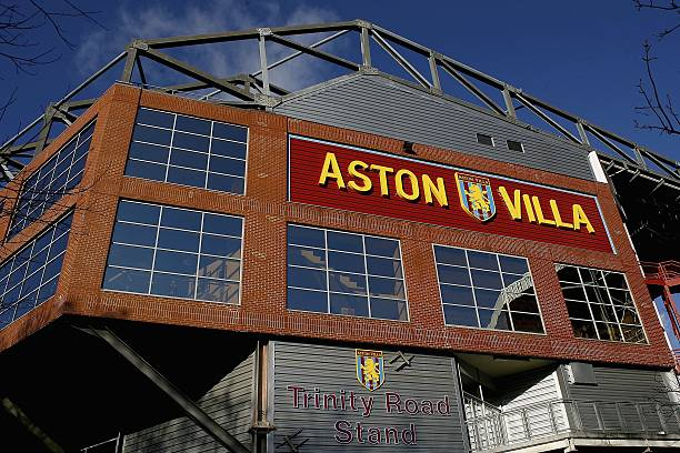 Villa Park will host the FA cup third round clash between Aston Villa and Liverpool