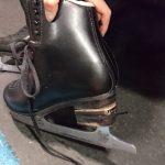 【子どもの習い事】フィギュアスケート貴重な練習時間中のスケート靴のトラブルに困りました。