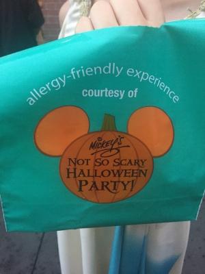 Disney's Trick or Treating Allergies