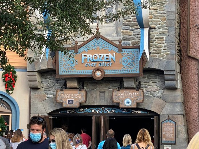 frozen-always-after-25 minutes-noon-epcot-01112021-6132075
