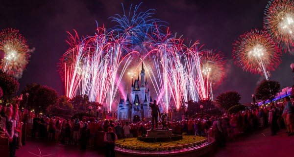 VIDEO: WDW's 4th Of July Fireworks Video Found