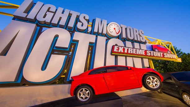 Lights, Motors, Action! Extreme Stunt Show at Disney's Hollywood Studios To Close April 2