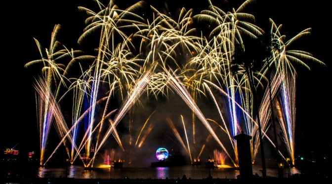 Disney Parks to Live Stream 'IllumiNations' Monday, March 21!