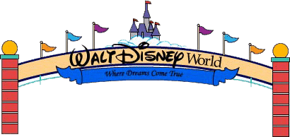 Build Your Own Disney Theme Park Style Buttons WDW Prep