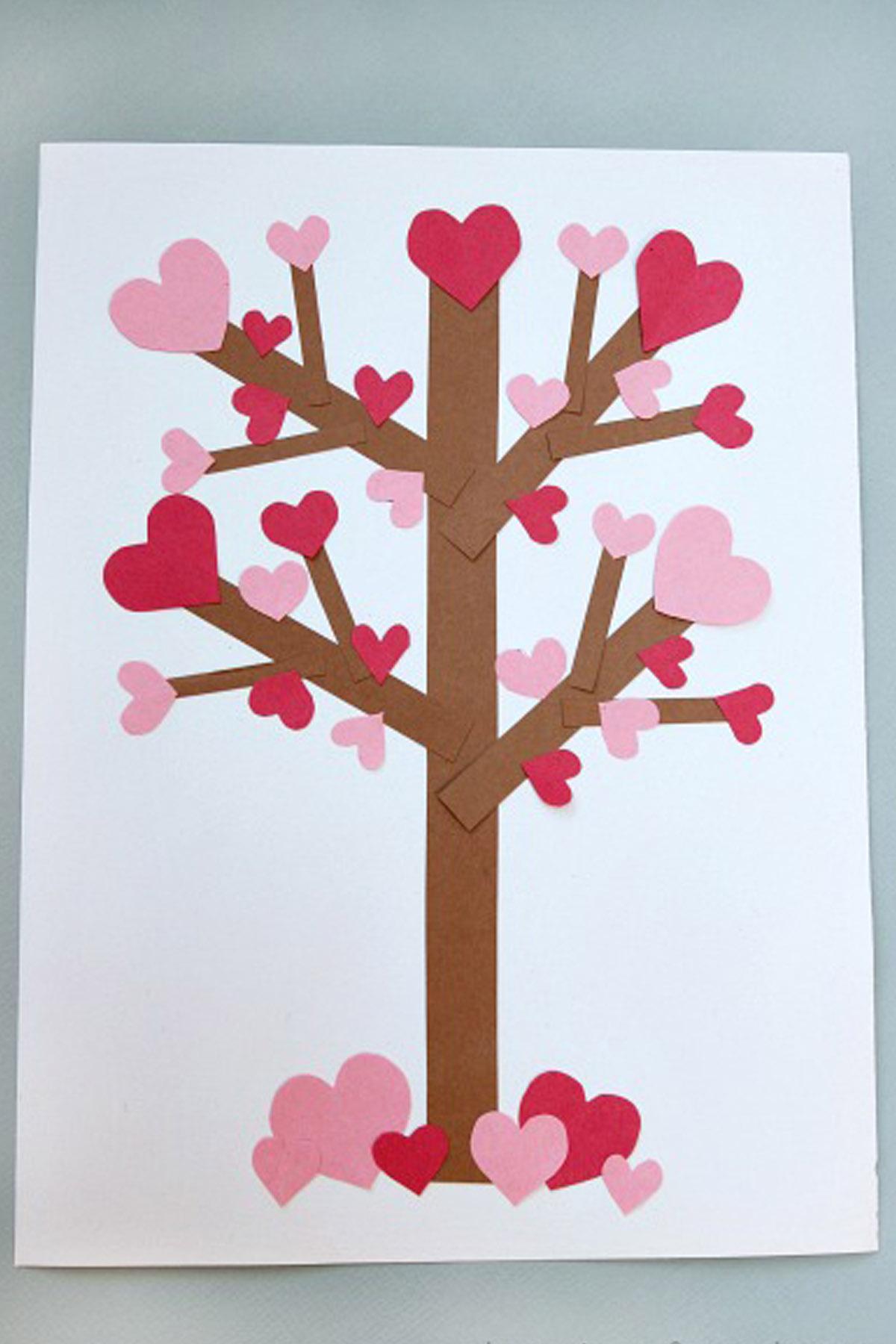 20 Valentine S Day Crafts For Kids