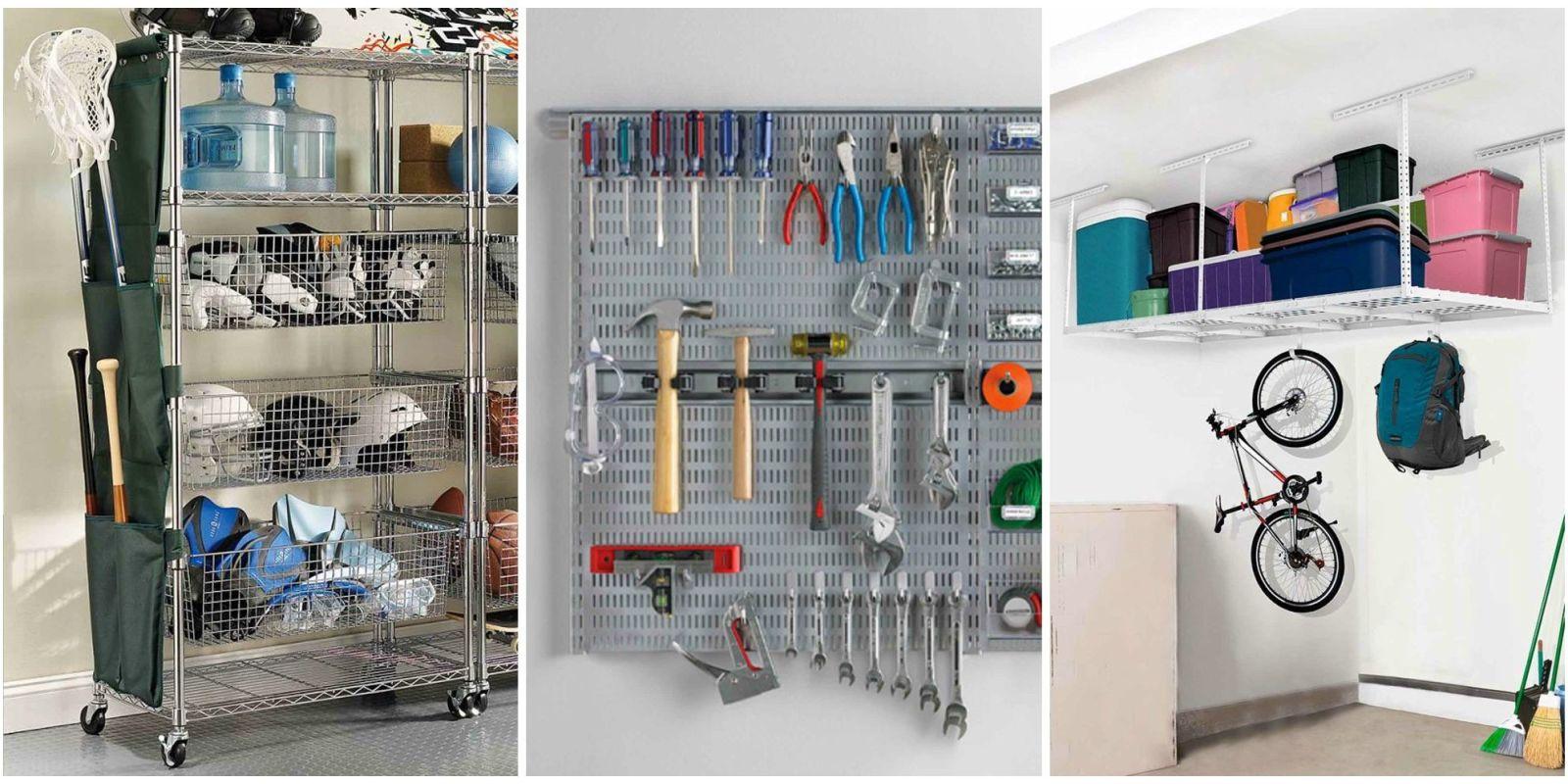24 Garage Organization Ideas - Storage Solutions and Tips ... on Organized Garage  id=14514