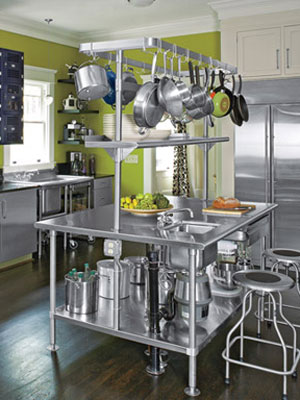 Celebrity Chefs Their Home Kitchens Interior Collective