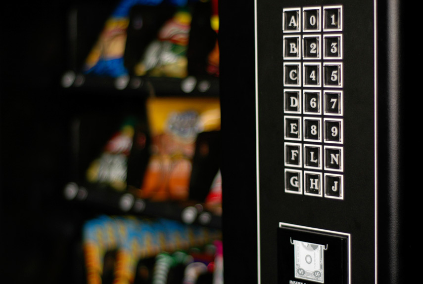 When you get change back in a vending machine, leave it there for the next person to find.
