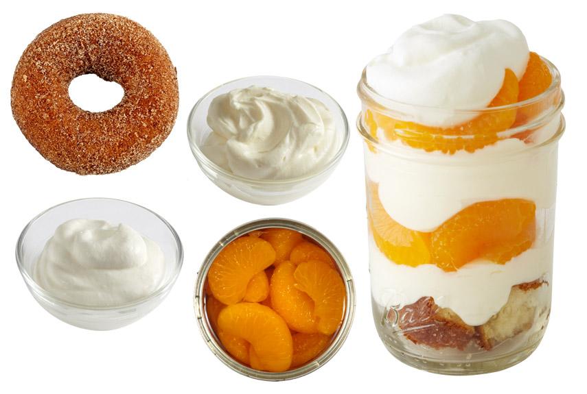 Cinnamon Sugar Biscuits And Raspberry Orange Smoothie ...