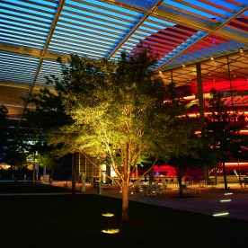 ETC100 LED: Winspear Opera House. Dallas, Texas (USA)Architect: Foster + PartnersLighting design: Claude R. EnglePhoto: Ralph Alphonso