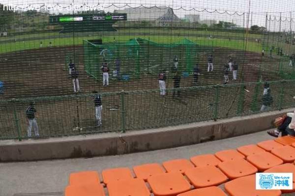 プロ野球沖縄キャンプ